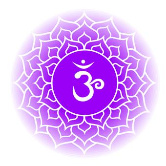 Le septième chakra